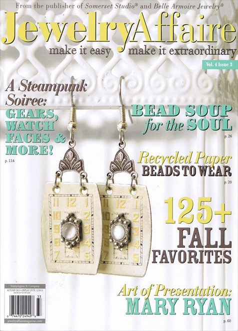 Jewelry Affaire Vol 4 Issue 3
