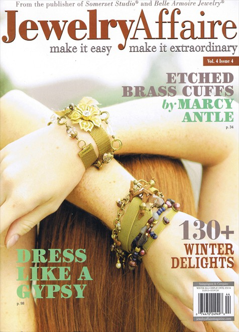 Jewelry Affaire Vol 4 Issue 4