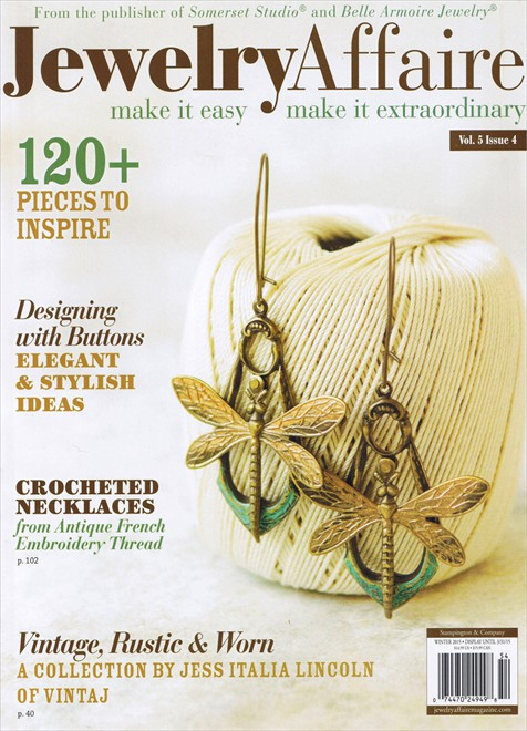 Jewelry Affaire Vol 5 Issue 4