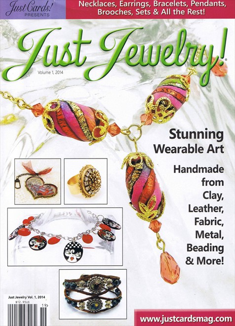 Just Jewelry Vol 1 Issue 1